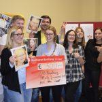 Jugendpreis Stadtjugendring Siegerehrung 2015